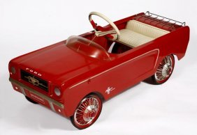 Pedal Car Ford Mustang