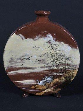 Rookwood Pilgram Vase