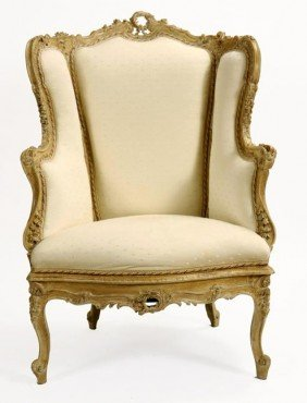 25. Fauteuil Chair-Early 20th Century-This Chair Is