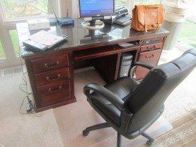 34. Martin Computer Desk Etc  $300-600