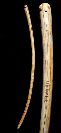 1. African Chief's Cane-Early 20th Century-A One Pie
