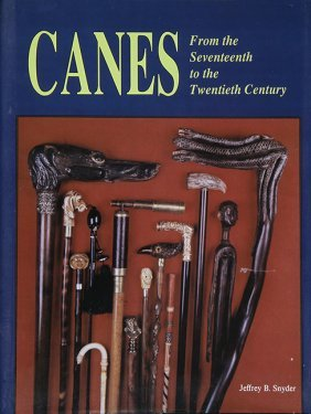 215. Canes: From The Seventeenth Century To The