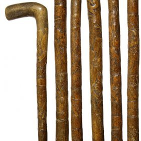 Passed :canes From Arthur Auction