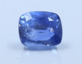 Gia Certified Natural Sapphire10.08ctno Heat