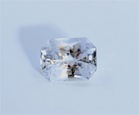 Gia Natural Sapphire 4.02ct