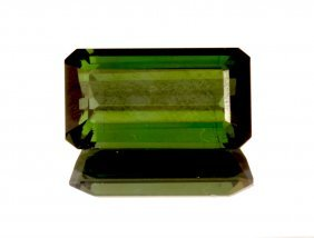 16.68 Ct Natural Green Tourmaline