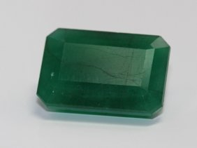 Emerald 12.69ct Or Over Loose Stone
