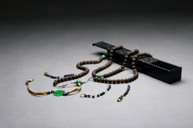 Indonesia, Chenxiang Court Necklace