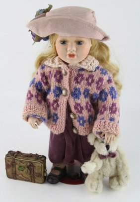 Yesterdays Child Boyds Collection Doll