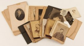 Mixed Lot Of Early 20th C. Photographs