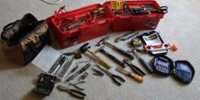 Lot Of Tools & Toolboxes | Stanley, Craftsman +