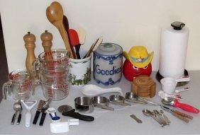 Kitchen Lot | Pyrex, Cuisipro, Simplehuman +