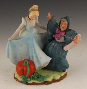 The Disney Collection Magic Memories Cinderella