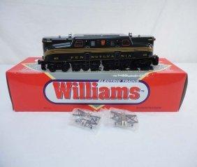 ABT: Williams #934935 Pennsylvania Green Five Stripe