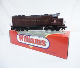ABT: Williams #992475 Pennsylvania Powered A SD-45