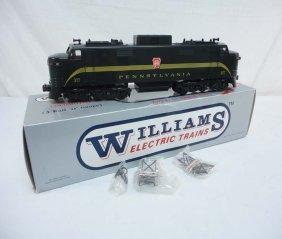 ABT: Williams #377 Green Pennsylvania EP-5 Electric