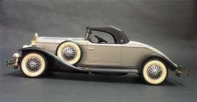 1931's Rolls-royce Radio 12/18 Scale