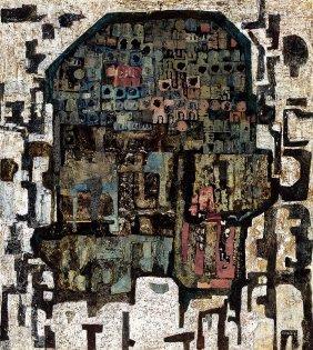 Orszag Lili, 1926-1978, Architectures, 1966