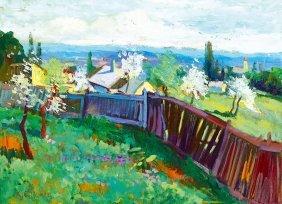 Krizsanne Csikos Antonia, 1887-1987, Spring In