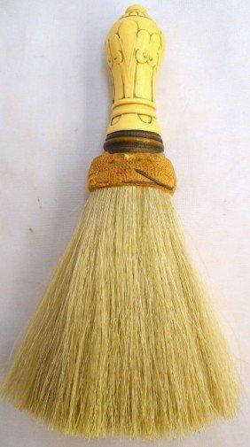 Antique Ivory Shaving Brush