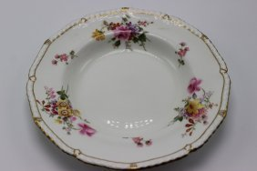 9 Pc. Royal Crown Derby Soup Bowls