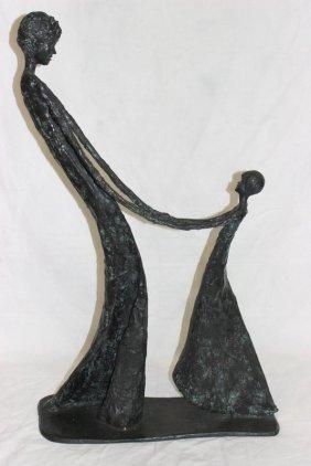Alice Winant Bronze Group