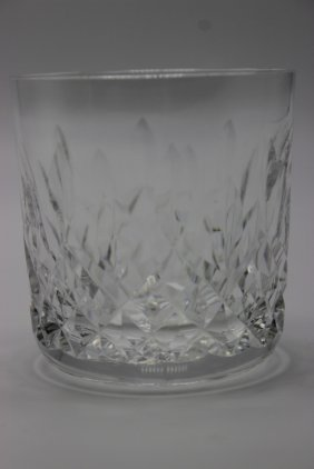 4 Pc. Waterford Crystal Tumblers