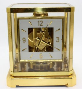 Beautiful Le Coultre Atmos Clock