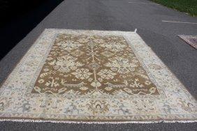Oushak Carpet 9 X 12