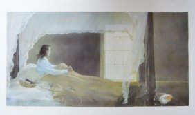 Collection Of Andrew Wyeth And A.n. Wyeth Prints (23)