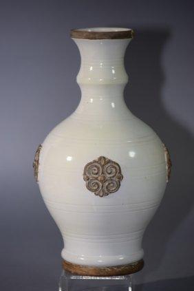 Italian Glazed Porcelain/pottery Vase
