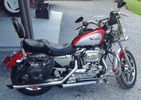 2002 1200 Xlh Harley Davidson Motorcycle