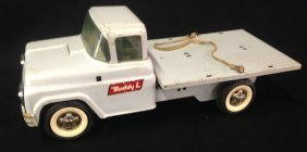1960's Buddy L Flatbed Delivery Truck