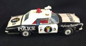 1960's Buick Riviera Highway Patrol Car