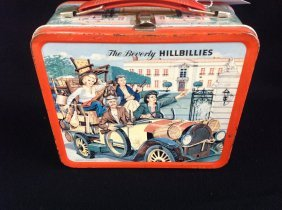 1963 The Beverly Hillbillies Lunch Box