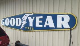 Goodyear Tire Dealer Sign
