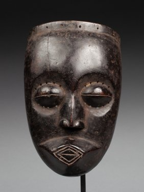 Kuba Showa Dancing Mask