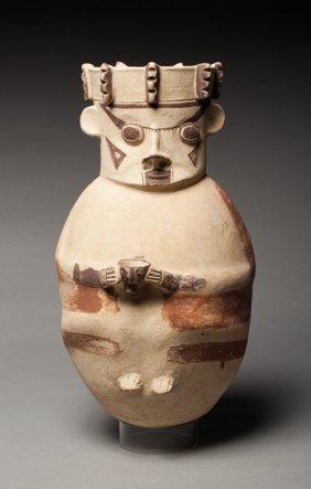 Chancay Vase