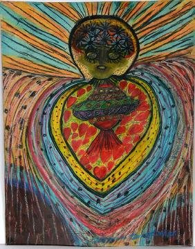 Ionel Talpazan. Heart Of The Mothership.