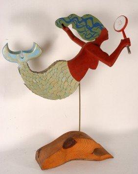 Maurice MOE Spector. Mermaid.