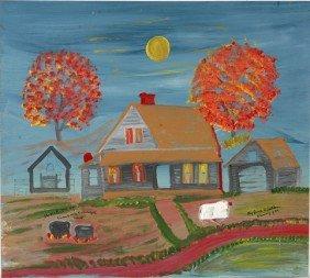Annie Wellborn. Memories Of Grandma's House.