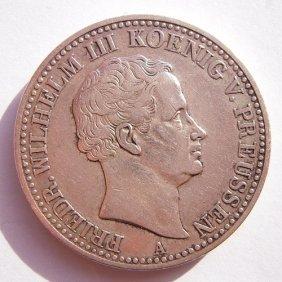 Silver Coin - Einen Thaler.