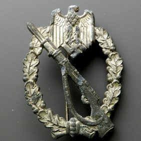 Germany - Iii Reich. Infantrymen Attack Reward