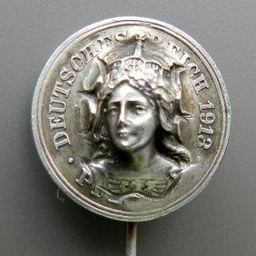 Curio! Very Rare Coin - Kopfgeld - Head Coin. Ger