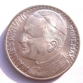 Silver Coin - Joannes Pavlvs Ii
