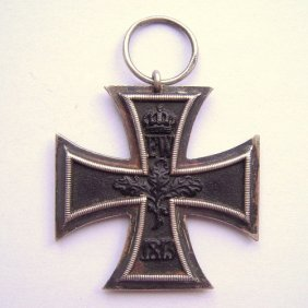 Wwi Medal Iron Cross Second Class