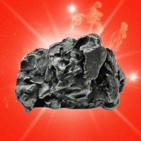 69 G Iron Meteorite - Campo Del Cielo.