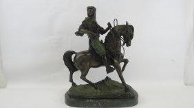 French Bronze Statuette