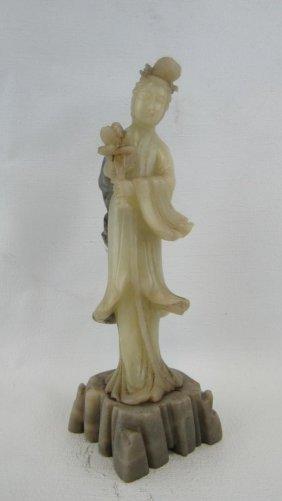Jade Carved Figurine