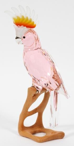 Swarovski Crystal Cockatoo